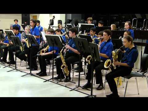 Jingle Bell Rock by Diablo View middle School Jazz Band