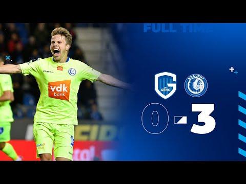 Genk Gent Goals And Highlights