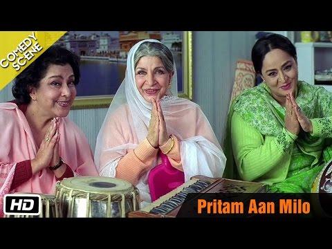Pritam Aan Milo - Comedy Scene - Kal Ho Naa Ho - Shahrukh Khan, Saif Ali Khan & Preity Zinta