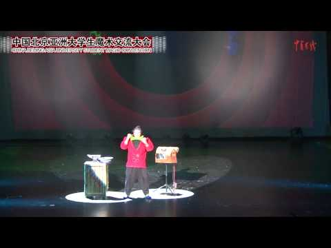 Sylvester The Jester Performing In China