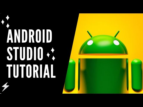 Basic Component of ANDROID STUDIO | TUTORIAL NO 2 | COMPUTER DUDE thumbnail