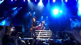 Green Day - Brutal Love Live Ullevaal Stadion 2013