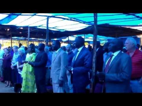 Anyuak Bible Celebration Ceremony