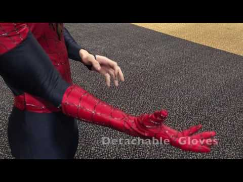 Somebody Made a Real Life SPIDER MAN Mask With Shutter Lenses  Nerdist