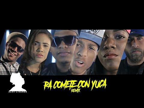 Pa' Comete con Yuca Remix - (Video Oficial) [Trap Cristiano]