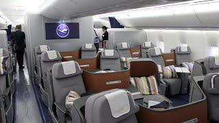 lufthansa new business class 747 8