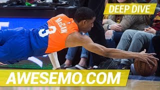 NBA DFS Picks - Fri 3/21 - Deeper Dive - Yahoo, FanDuel & DraftKings thumbnail
