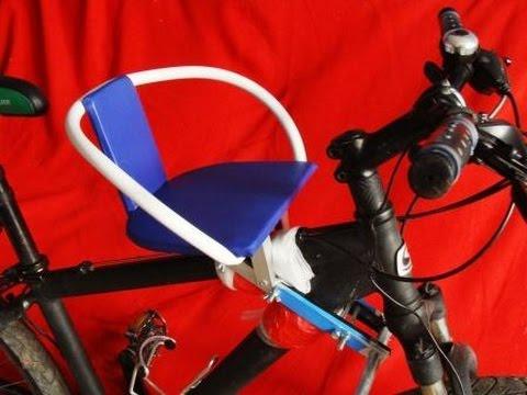 Самое дешевое детское сиденье на велосипед за 650 руб.