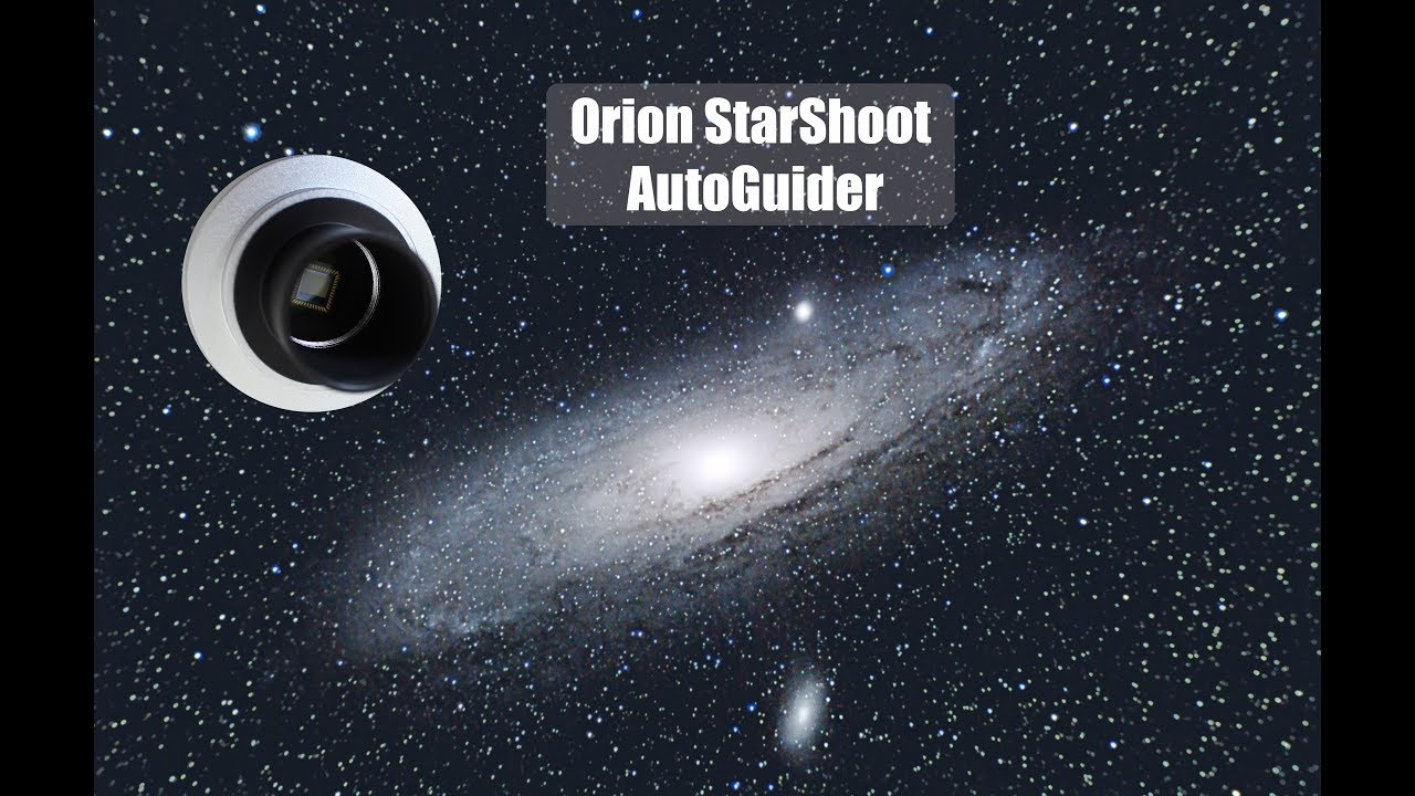 STARSHOOT AUTOGUIDER DRIVER FOR WINDOWS