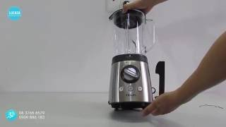 Máy xay sinh tố Philips HR2195 - Philips Standmixer Avance Collection HR2195 - Unboxing and Test