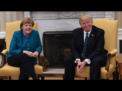 Trump: Germany trade surplus 'very bad' for US