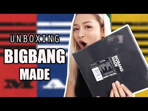 [UNBOXING] BIGBANG MADE FULL ALBUM
