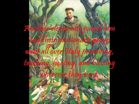 The Life of Saint Francis of Assisi - YouTube