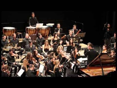 Pablo Amorós (piano) - BEETHOVEN Piano Concerto No.5