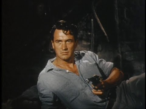 "Rock Hudson - "" The Last Sunset ""  Trailer - 1961"