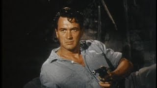 "Rock Hudson - "" The Last Sunset ""  Trailer - 1961"