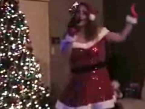 Santa Baby (Cover) by Kim Hickey( Falisi) RocKim Karaoke