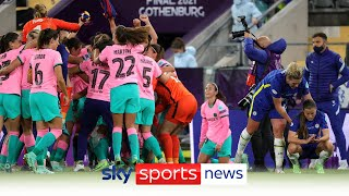 Chelsea lose Women's Champions League Final to Barcelona