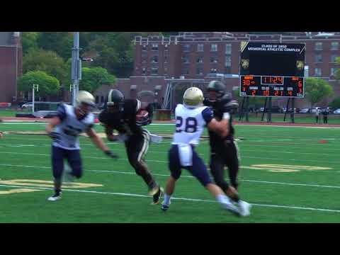 Army-Navy Sprint Football Highlights