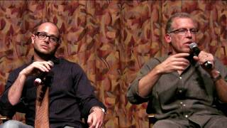 Carlton Cuse and Damon Lindelof on how the Lost story arc was created