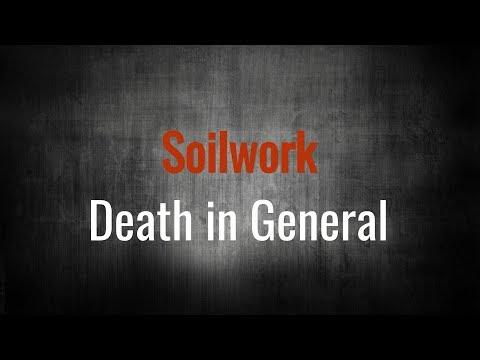 Soilwork - Death in General (Lyric Video - Unofficial)