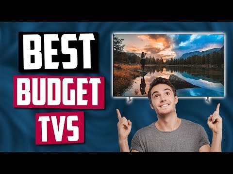 Best Budget TVs In 2020 [Top 5 Picks For Netflix, Movies & More]