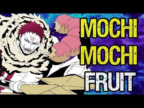 Katakuri's Mochi Mochi Fruit Explained! - One Piece Discussion