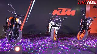 Austrian Motorcycle Brand KTM Launched In Bangladesh