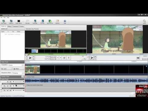 Como Editar Video en Formato MP4