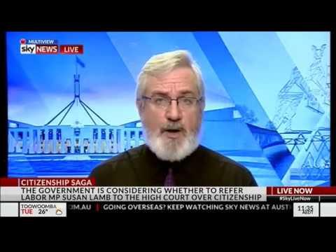 Andrew Bartlett on Citizenship Saga