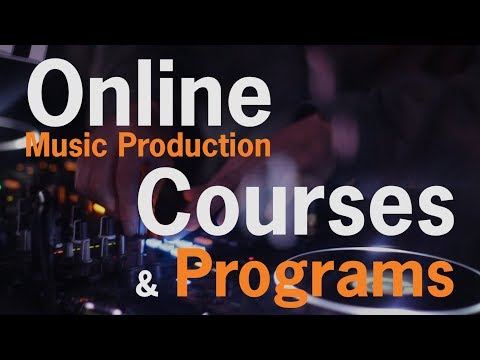Online Music Production Courses & Programs