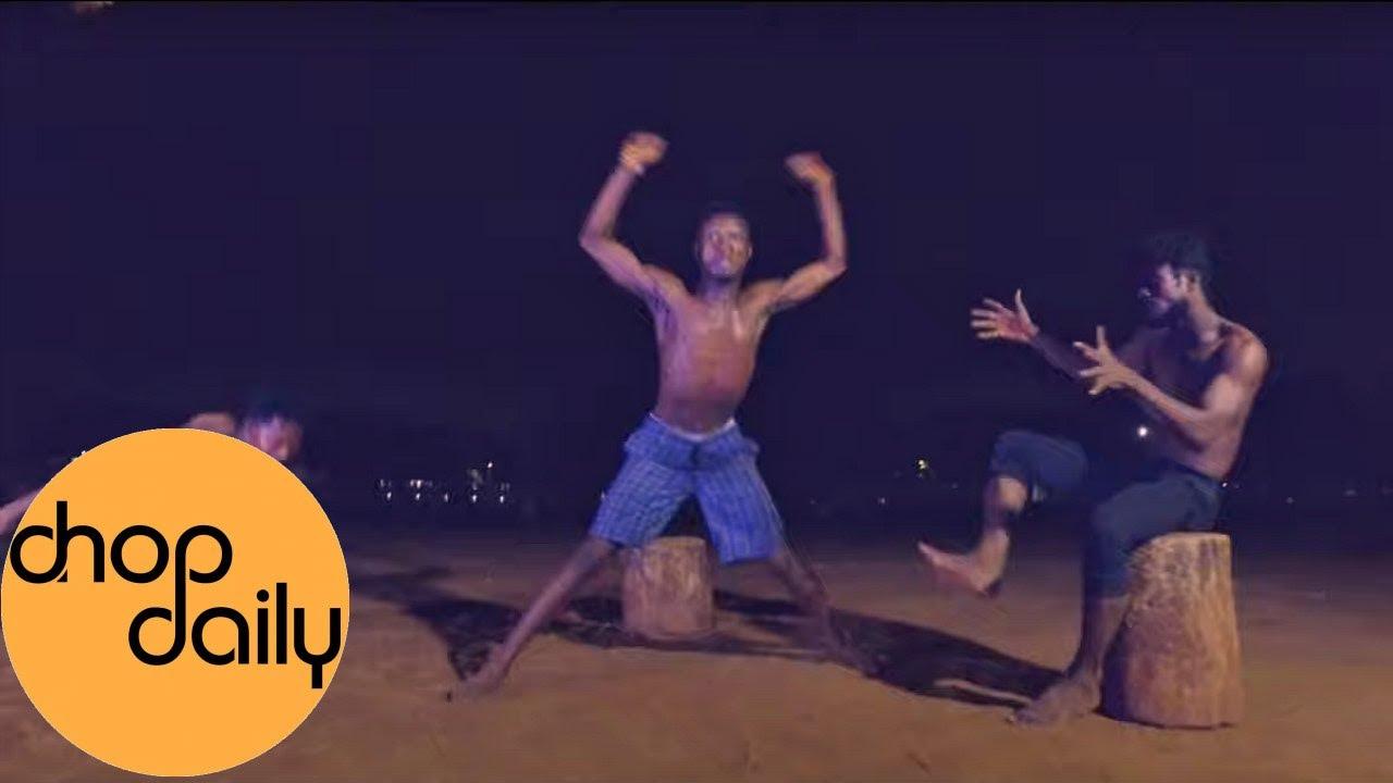 An Energetic Dance Video in Ghana 🇬🇭 by MASTERS ID