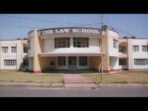 Elections clash in Law school, University of Jammu