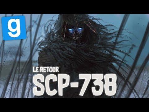 SCP RP // LE RETOUR DE SCP-738 ! - Garry's Mod