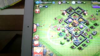 Clash of Clans Unlocking the Wizard Tower