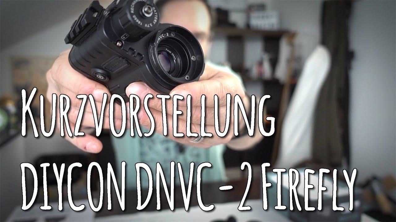 Digitales Aufsatzgerät DIYCON DNVC-2 Firefly - Kurztest