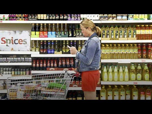 Объем розничных продаж в Великобритании сократился - economy