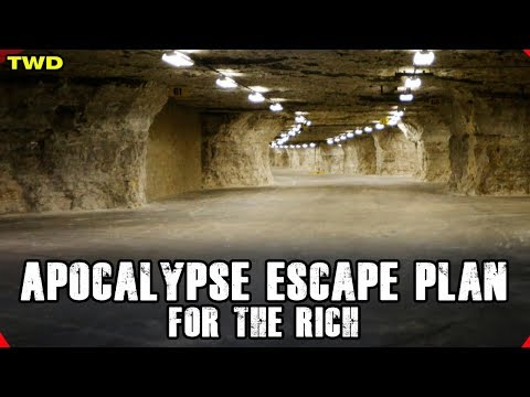 TWD Apocalyptic Escape Plan - Luxury Bunkers