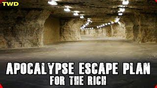 TWD Apocalyptic Escape Plan - Luxury Bunkers