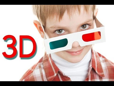 3D Movies & Eye Problems - Eye Doctor Explains How To Test Vision With 3D Glasses At 3-D Movies