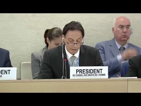 United States withdrawal from UN Human Rights Council