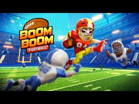 Boom Boom Football (by Hothead Games Inc.) - iOS / Android - HD Gameplay Trailer