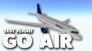 GoAir Test Flight! | Roblox