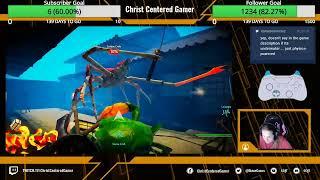 ChristCenteredGamer.com Plays Fight Crab!