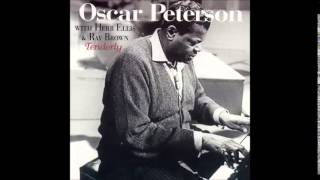Oscar Peterson - Alone together