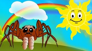 Itsy Bitsy Spider | Incy Wincy Spider and Top Nursery Rhymes Collection for Babies & Toddlers