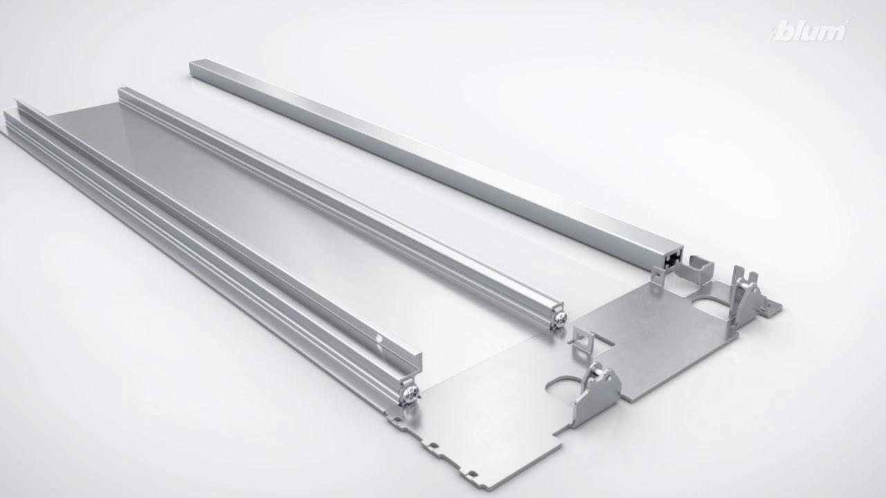 Blum fronthalter legrabox innenschublade c seidenweiss zargensysteme auszugsysteme und schubladen küche und möbel beschläge sfs