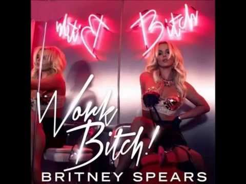 Britney Spears Work Bitch REMIX ELECTRO HOUSE