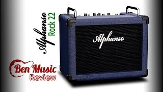 Ben Musicᴴᴰ - Alphanso Rock 22 Review (Guitar Amp) (বাংলা)