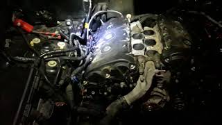 Cadillac CTS Repair After Timing Chain Failure - Day 3